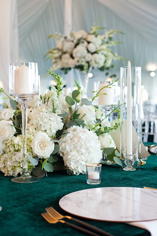Lush Emerald Wedding On Private Estate Ultrapom Wedding